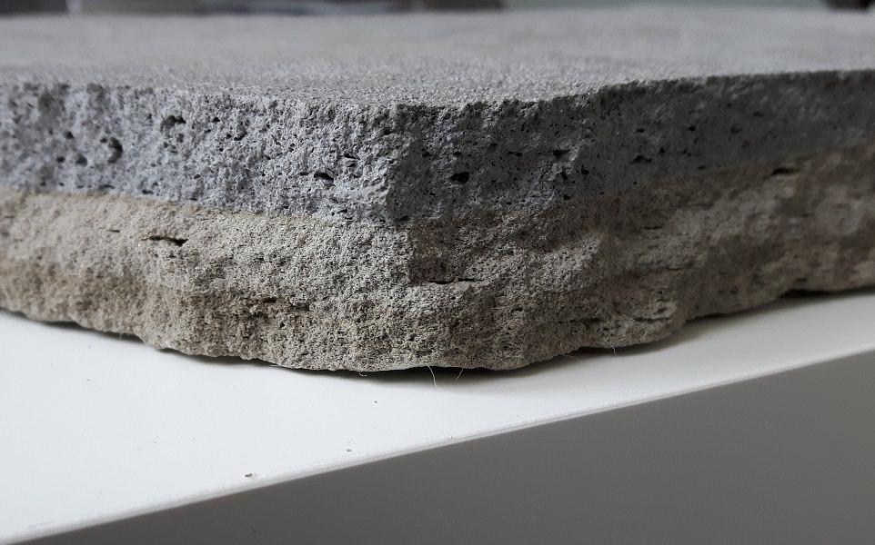 naprawienie podłoży cementowych masami - warstwy